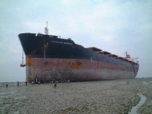 Asbesto y Desmantelamiento de barcos