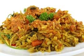 Cortesía Pixabay. Intoxicación por arroz con pollo 1