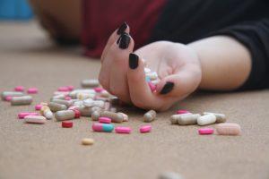Intencionalidad Suicida, vía oral